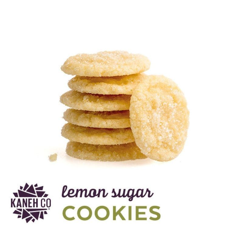Kaneh Co - Lemon Sugar Cookies 100mg
