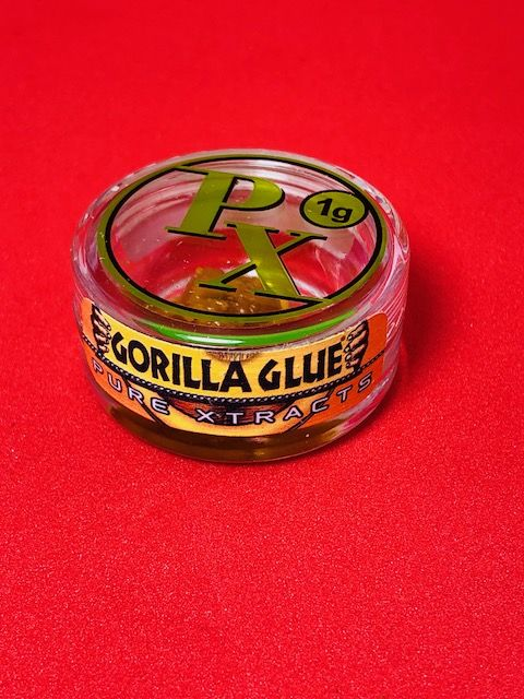 Gorilla Glue Px Crumble