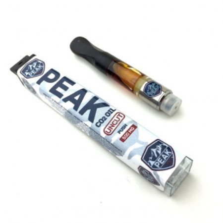 Peak - Cartridge 500MG