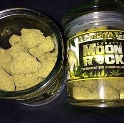 MOON ROCK - Original OG