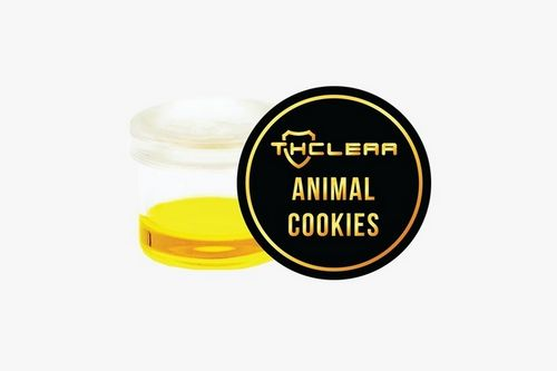 THClear Honey Pot - Animal Cookies