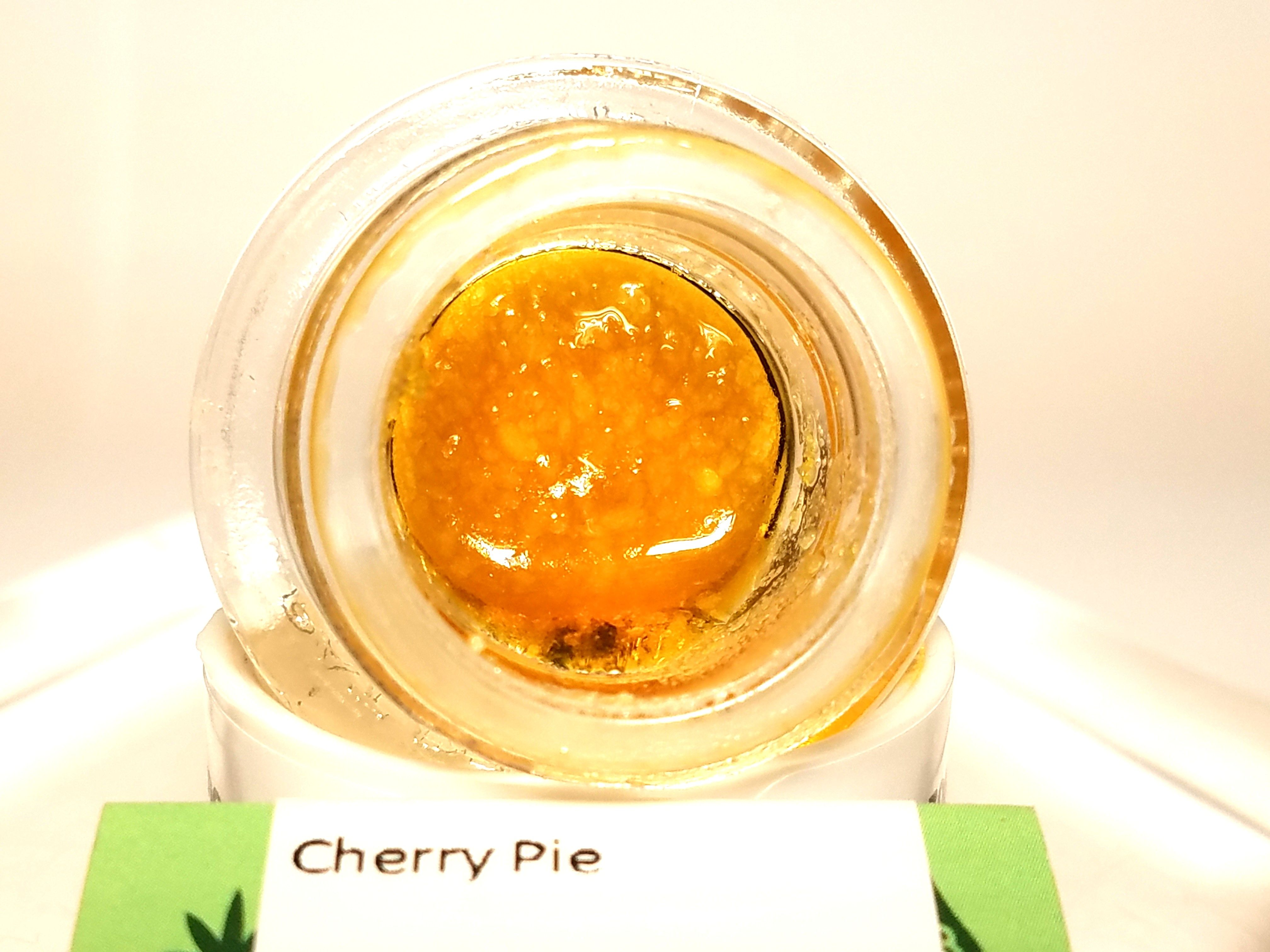 Bobsled - Cherry Pie, Hybrid, Live Resin