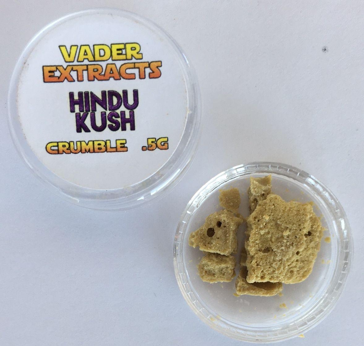 Vader Extracts - Hindu Kush Crumble