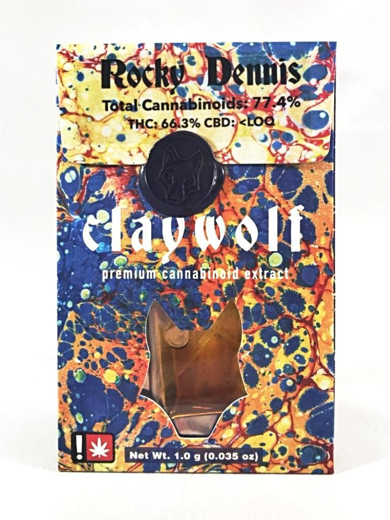 Claywolf -  Rocky Dennis Pull-n-Snap, Was $27