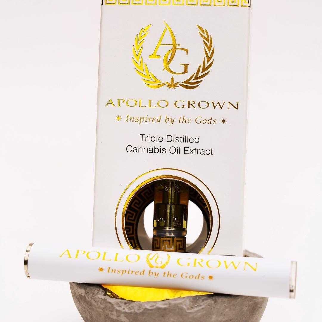 Apollo Grown Cartridge - Zkittlez (Indica)
