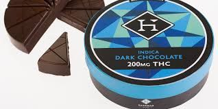 200mg Hashman Indica Dark Chocolate