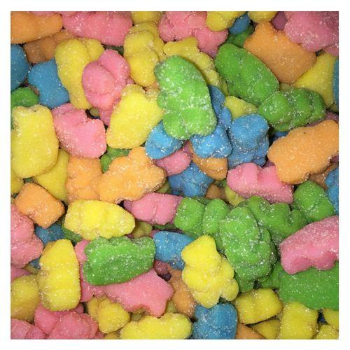 Infused Edibles 300 mg CBD Neon Bears