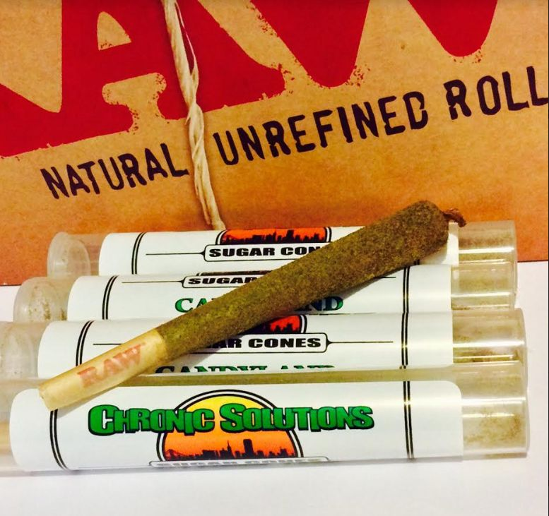 Sugar Cones - Candyland - Chronic Solutions - Pre-Roll