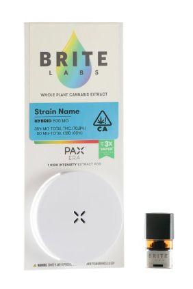 Brite Labs / PAX Era Pod - Ghost OG