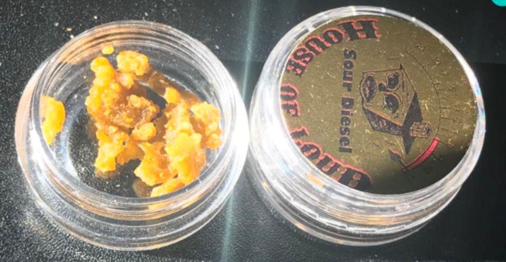 House of Loud- Sour D Crumble 1 gram