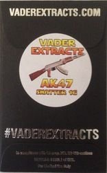 Vader Extracts-AK47 Shatter 1g