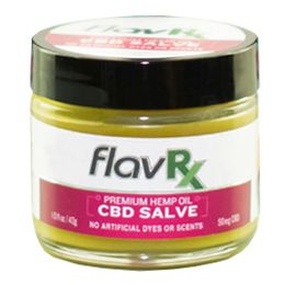 FlavRX CBD Salve