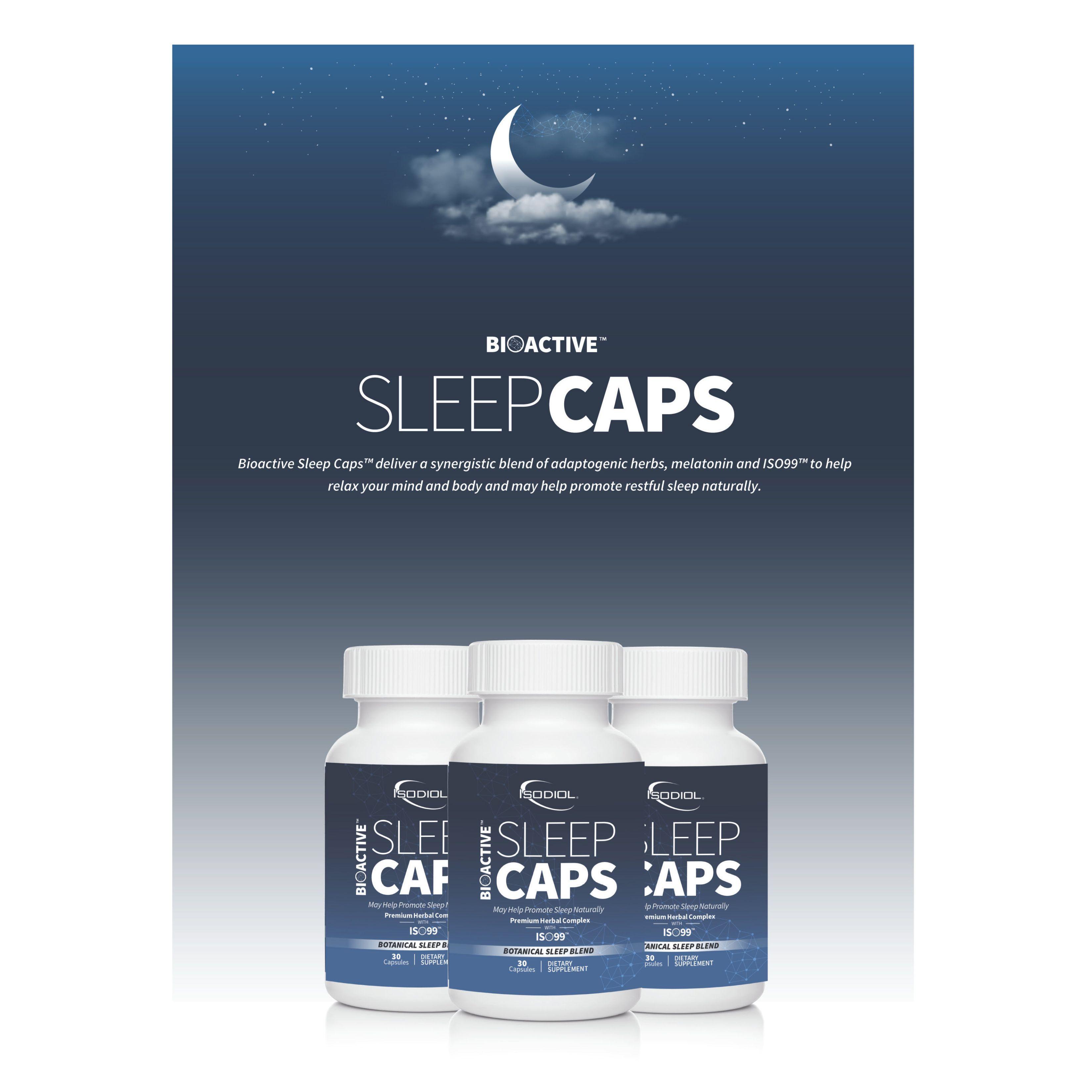 Bioactive Sleep Caps