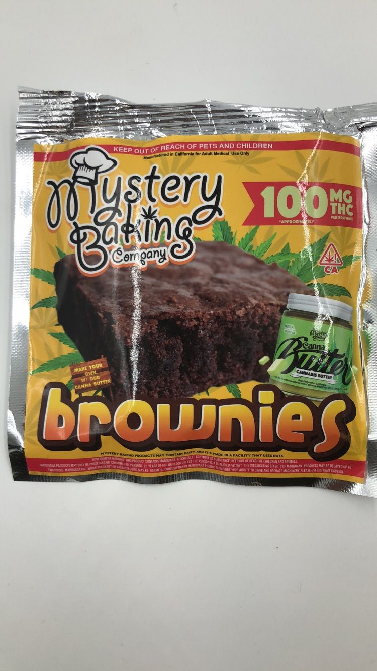 Mystery Baking - Brownie
