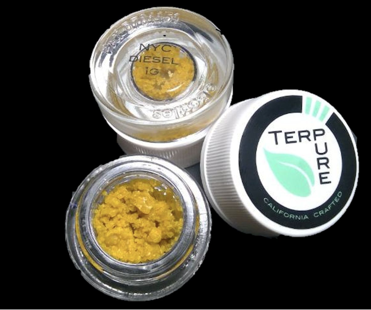NYC Diesel PR Crumble 1g. (Sativa) by Terpure
