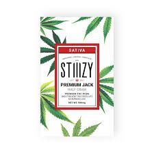 Stiizy Cartridge - Premium Jack