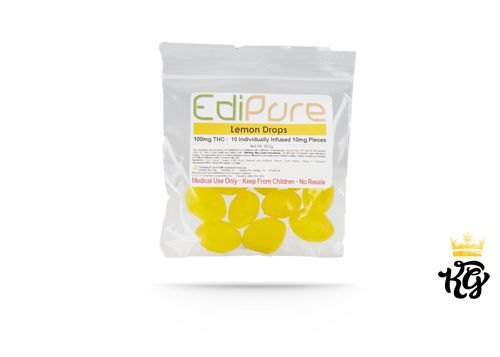 EdiPure Lemon Drops