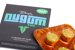 Nug Gum 100mg THC