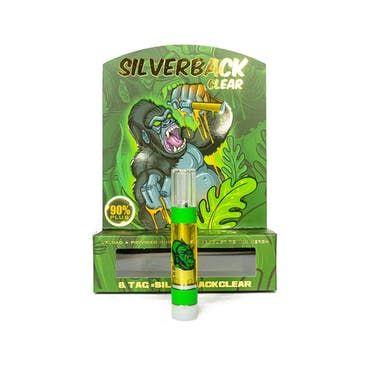 Silverback - Dr. Zodiaks Moonrock Clear Cartridge
