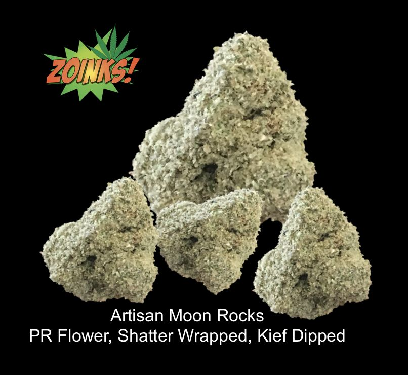 Zoinks Artisan Moon Rocks