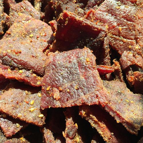 infused Edibles 300 mg THC Honey Jerky