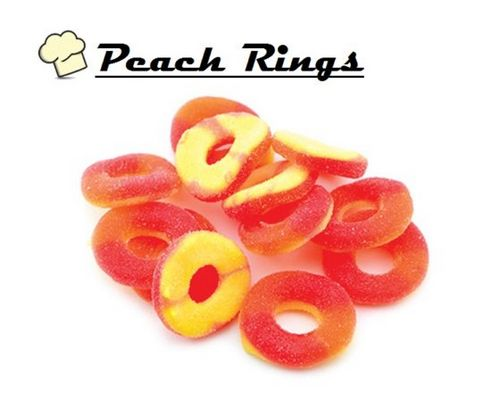 Infused Creation - Peach Rings - 300mg Indica