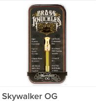 Brass Knuckles - Skywalker OG Cartridge