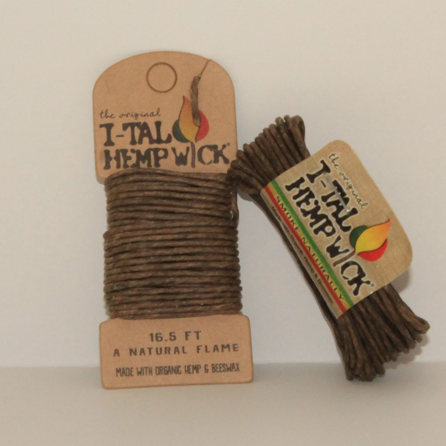 I-Tal Hempwick - Large 16.5ft
