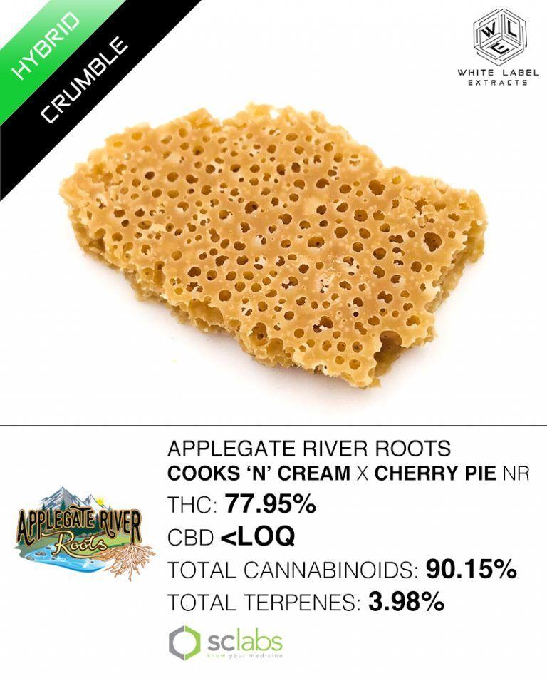WLE - Cooks 'N' Cream x Cherry Pie, Hybrid, Honeycomb