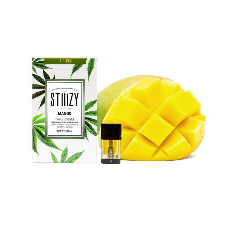 Mango 1:1 CBD Premium THC POD