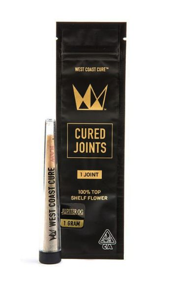Jupiter OG Cured Joint- West Coast Cure