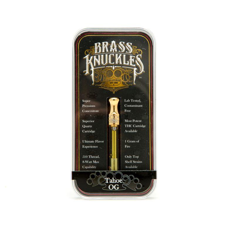 Brass Knuckles Cartridges