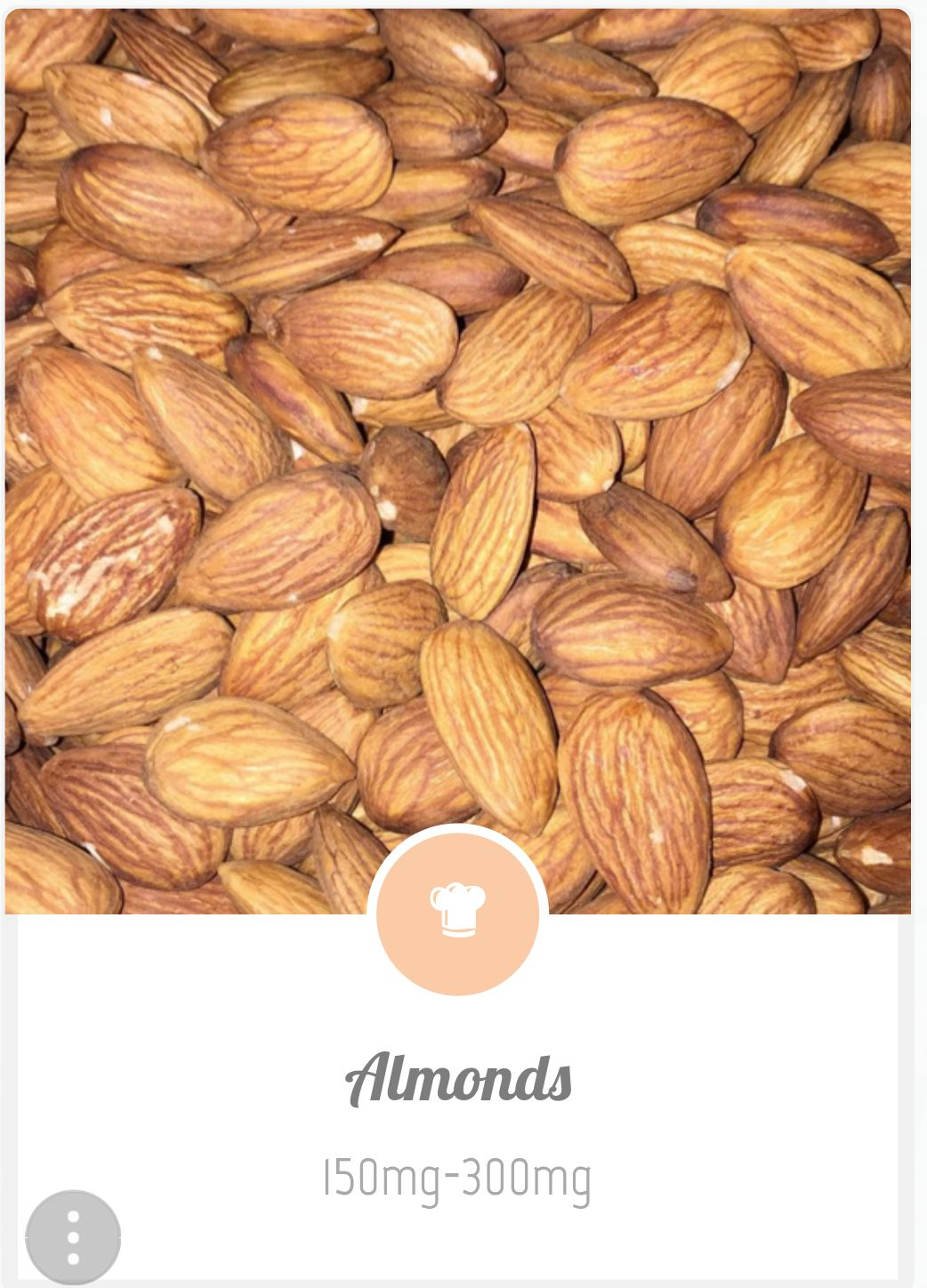 Infused Edibles Almonds 150mg