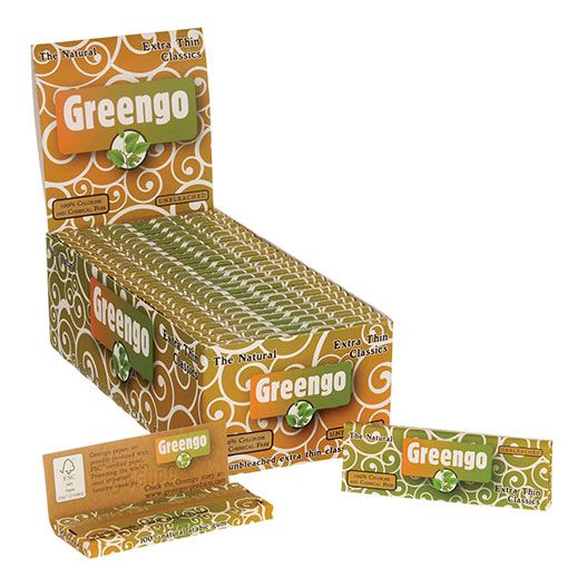 Greengo Classic Size Papers