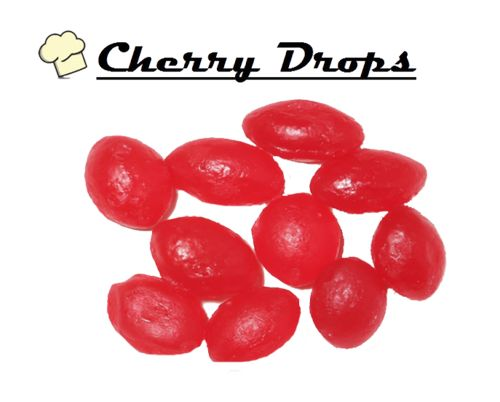 Infused Creations - Cherry Drops (Sativa) 300mg