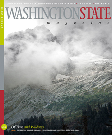 Cover of Washington State Magazine 2010