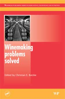 The recently published Winemaking Problems Solved contains dozens of short chapters, including two others by Harbertson, on problems encountered everyday by winemakers all over the world. The book, edited by Christian Butzke of Purdue University, is full of practical information for modern winemakers.