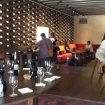 Tasting room of Abadia Retuerta.
