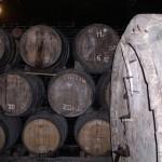 Solera still in use at Gramona Winery.