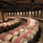 Barrel Room of Catena Zapata
