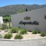 Lapostolle entry
