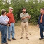 Owner-Winemaker, Felipe, of Catrala explains his organic philosophy