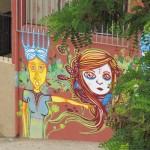 Vina Del Mar is a town of Murals