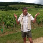 Phillipe Bernard trying to explain rules and regulations of Burgundy appelations
