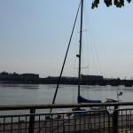Gironde River in Bordeaux