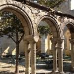 Roman Plaza in St. Emilion