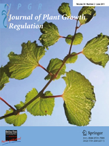 Journal of Plant Growth Regulation cover
