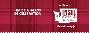 Taste Washington Wine Month @ Washington state