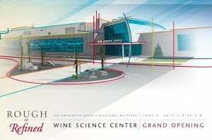 Wine Science Center Grand Opening (invite-only) @ Wine Science Center at WSU Tri-Cities | Richland | Washington | United States