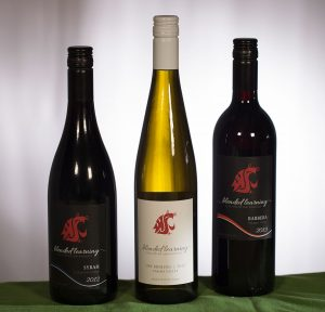 Blended Learning Wine Bottles